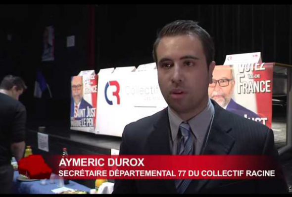 Communiqué d'Aymeric Durox, SD du Collectif Racine 77 : Les écoles communautaires en dehors de la République.