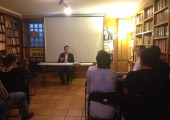 Conférence de Aymeric Durox au forum FNJ de Paris
