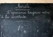 Fiche de lecture : L'enseignement de l'ignorance, de Jean-Claude Michéa.